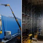 Terzo ampliamento dell'insediamento produttivo Luxottica di Sedico. Project management SIIS.