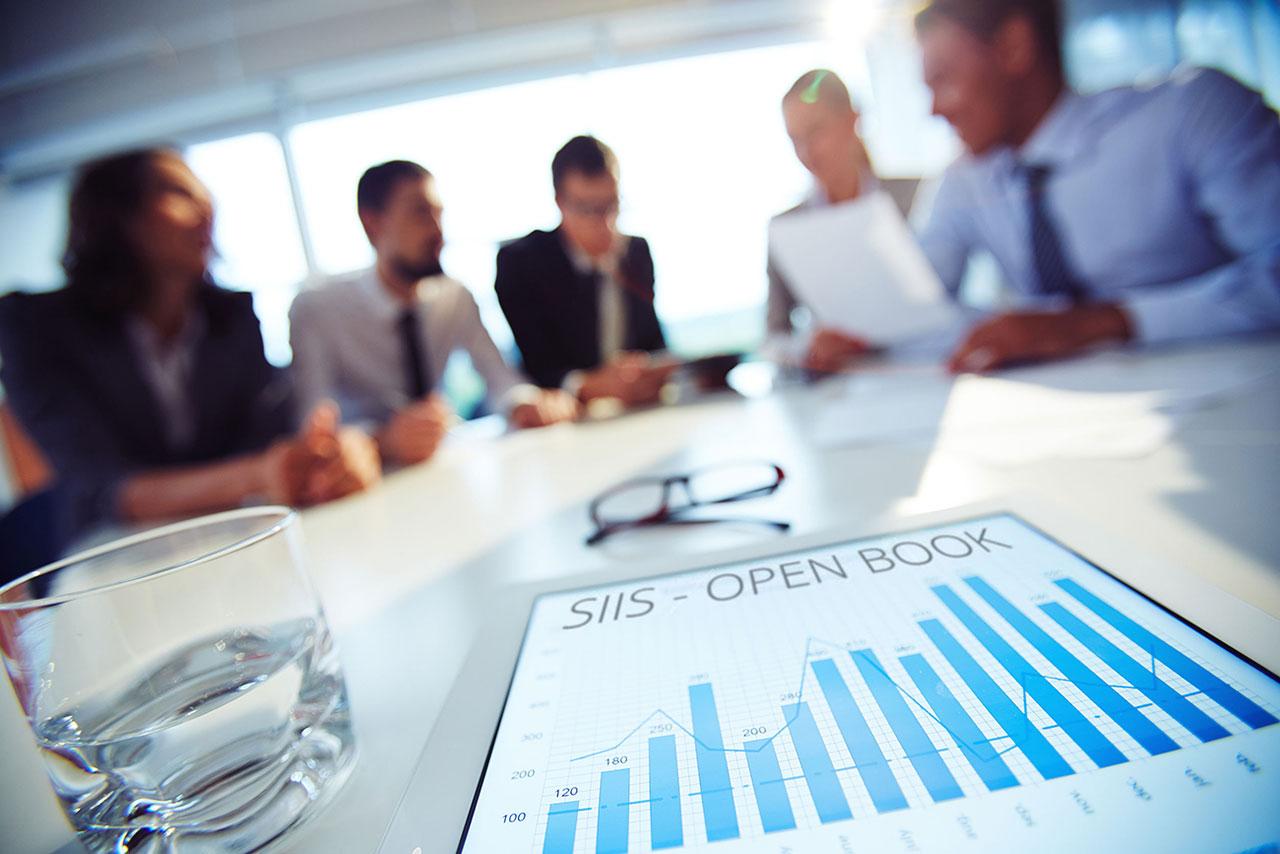 Forte della propria esperienza nel project management, SIIS è oggi l'interlocutore ideale per gli appalti in Open Book