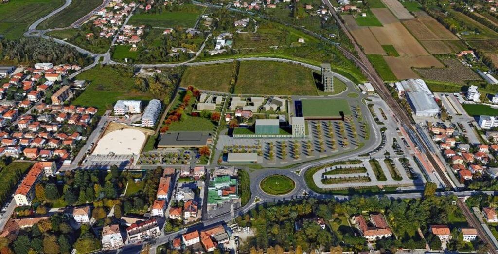 Piano urbanistico attuativo Piano Norma 22 nel Comune di Spinea (VE) - Coordinamento SIIS